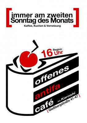 cafe flyer vorne